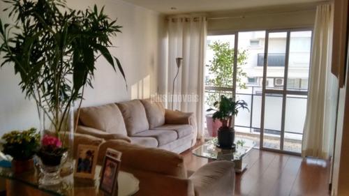 Excelente Apartamento Na Vila Nova Conceição, Venha Visitar - Pj48691