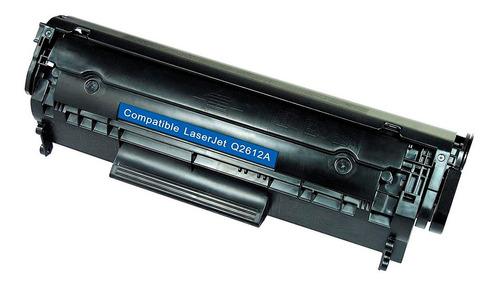 Imagen 1 de 4 de Toner Alternativo Q2612a Para Laserjet 1010 1018 1020