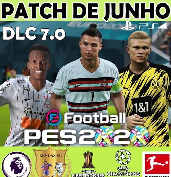 Patch Pes 20 Ps4 Super Atualizado Dlc 5 O Melhor (promoção)