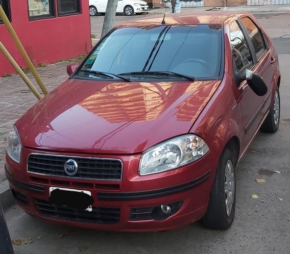 Fiat Palio Motor 1.4 2008 Bordó 5 Puertas Full
