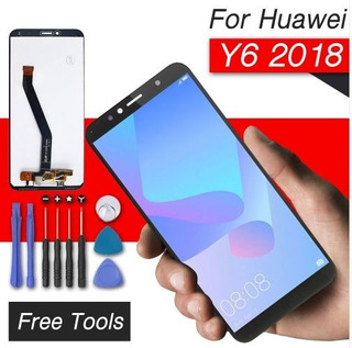 Pantalla Display Lcd + Touch Huawei Y6 2018 Atu-lx3