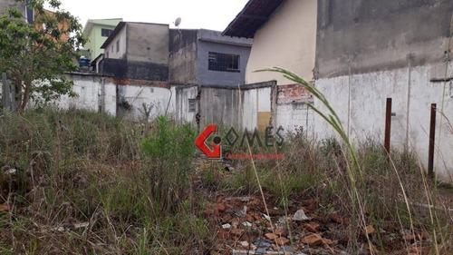 Imagem 1 de 4 de Terreno À Venda, 290 M² Por R$ 600.000,00 - Assunção - São Bernardo Do Campo/sp - Te0249