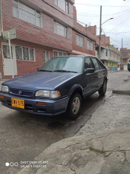 Mazda 323 5 Puertas