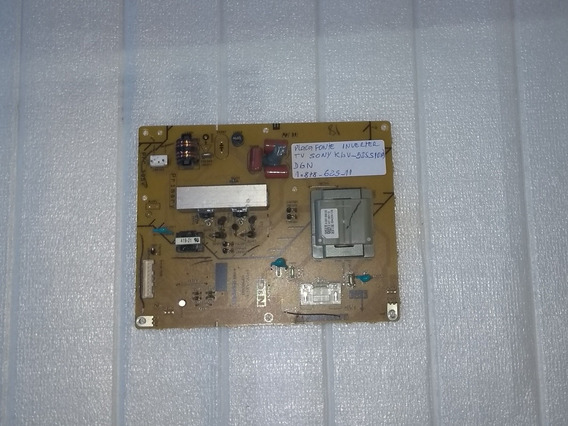 Placa Da Fonte Inverter Sony D6n Tv Klv 52s510a