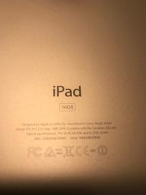 Apple iPad 2 Apple Wifi 3g 16 Gb Modelo A1396 Original Usado