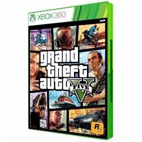 Gta V Xbox 360 Midia Fisica