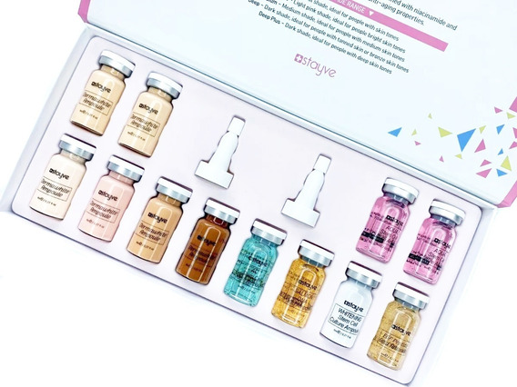 Bb Glow Misto Kit Bbglow + Serums - Original Stayve - Em Sp