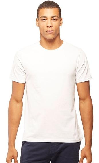 Camiseta Básica Branco - Basicamente By Malwee