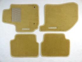 Tapete Carpete Bege Super Luxo Corolla Altis - 2009 A 2014