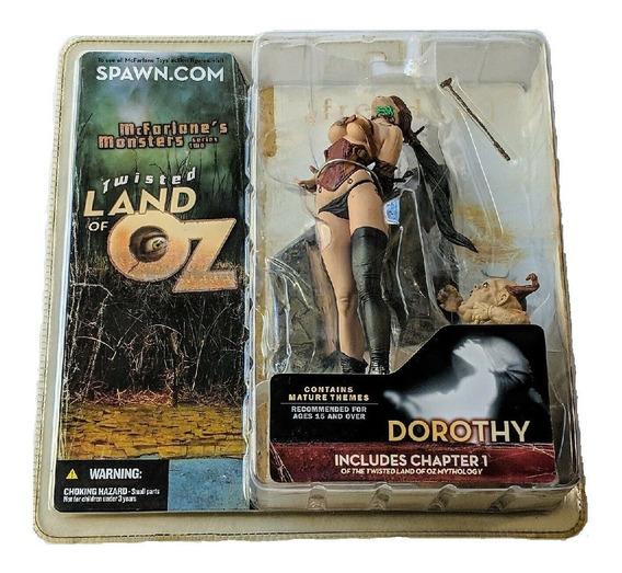 Dorothy Twisted Land Of Oz Mcfarlane Spawn