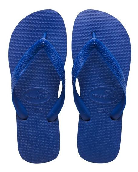 Zonazero Havaianas Ojotas Color Azul Unisex Originales