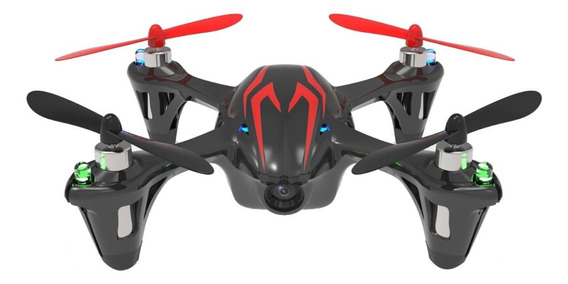 Drone Quadricóptero Hubsan X4 H107c V2 Standard C/ Cámara Hd