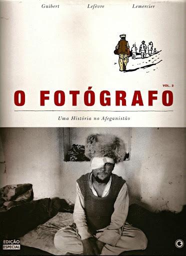 O Fotógrafo - Vol. 2. Guibert - Lefèvre - Lemercier.