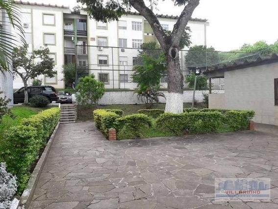 Villarinho Imóveis Vende: Apartamento Com 1 Dormitório À Venda, 38 M² Por R$ 119.000 - Vila Nova - Porto Alegre/rs - Ap1232