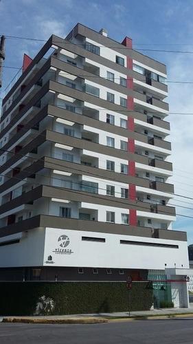 Apartamento No Iririú Com 2 Quartos Para Locação, 68 M² - Lg1698