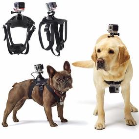 Gopro Go Pro Cachorro Suporte Canino Dog Lombar Fetch Dog