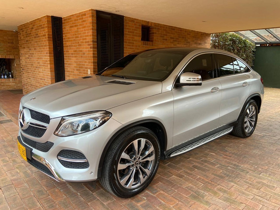 Mercedes-benz Clase Gle350d Coupe