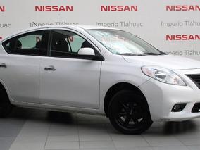 Nissan Versa 1.6 Advance 5vel Mt, Baratito,tienes Que Verlo*