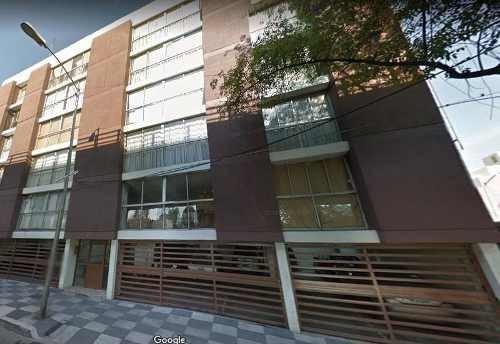 Excelente Inversión Departamento En Delegación Cuauhtémoc Remate Bancario