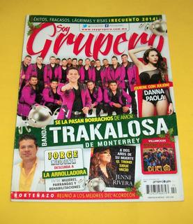 Danna Paola Revista Soy Grupero 2014 Banda Trakalosa