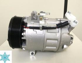 Compressor Renault Master 2013 2014 2015 Novo 12x Sem Juros