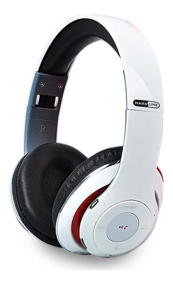 Fone De Ouvido Hardline Tm-010 Bluetooth - Branco