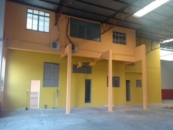 Casa Verde/galpão P/ Locação - Gl00038 - 34450496