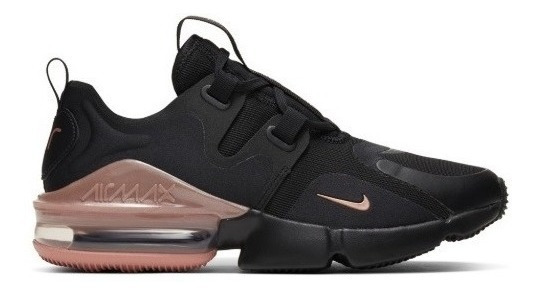 Nike Wmns Air Max Infinity Blk/blk/bce