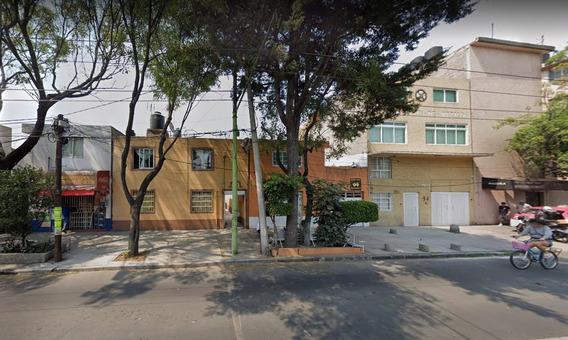 Magnifica Casa En Obrera (cuauhtémoc)