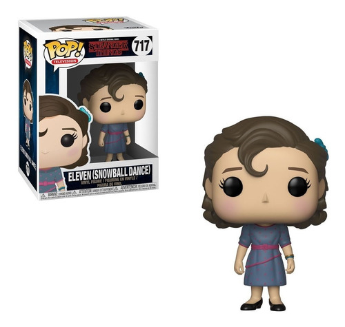 Funko Pop! Eleven Snowball Dance - Stranger Things 717
