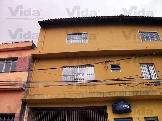 Casa Térrea Para Locação Em Jardim Roberto - Osasco - 28842