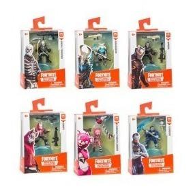 Fornite Figuras Con Accesorios 5cm Originales Milcosaslanus