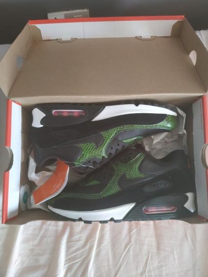 Zapatillas Nike Air Max 90 Green Phyton