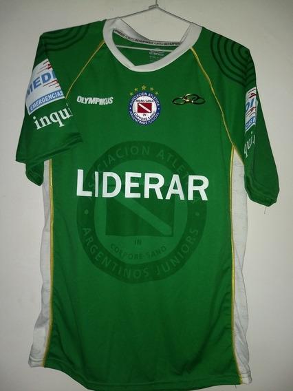 Camiseta Arquero De Argentinos Juniors Olympikus 2011