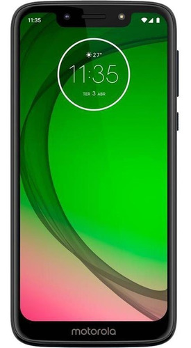Motorola Moto G7 Play 32gb Indigo Usado Bom