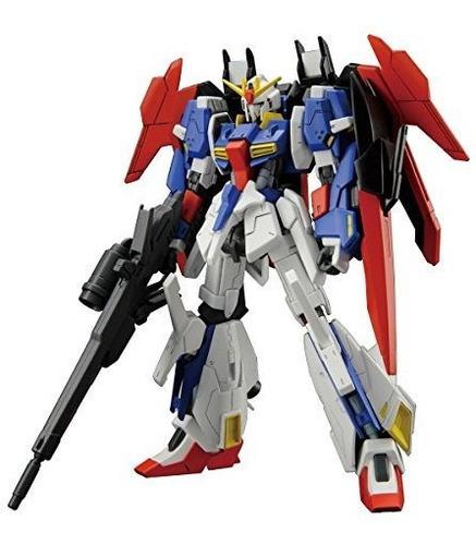 Kit De Modelo Bandai Hobby Hgbf Lightning Z Gundam Gundam