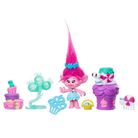 Conjunto Trolls Town - Festa Da Poppy Hasbro