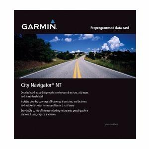 Garmin City Navigator Mexico