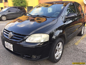 Volkswagen Fox Gl Sedan 4p/2p - Sincronico
