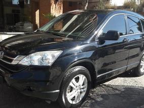 Honda Cr-v 2.4 Lx At 2wd (mexico) 2010