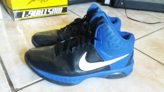 Nike Air Visi Pro Vi Preto/azul