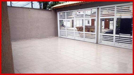 Casa Em Vila Sônia, Praia Grande/sp De 45m² 2 Quartos À Venda Por R$ 140.000,00 - Ca360554