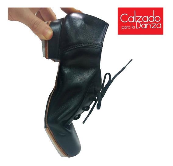 Zapatos De Tap Con Chapas Y Goma Super Flexibles