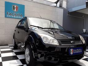 Ford Fiesta Sedan 1.6 Flex 4p Completo Menos Ar