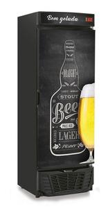 Cervejeira Porta Com Adesivo 450l Profissional Gelopar B
