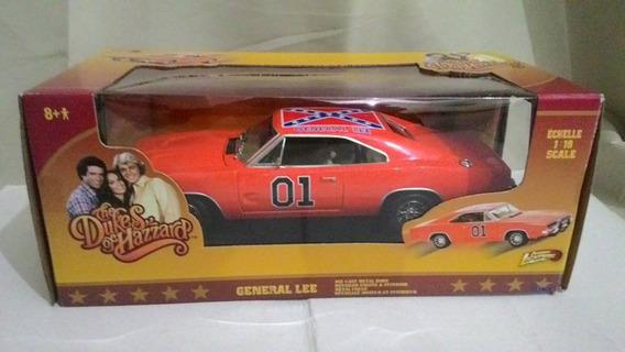 Dodge Charger 1969 General Lee Escala 1:18 (raro) Os Gatões