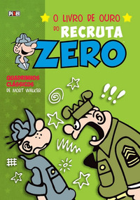 Hq Encadernada O Livro De Ouro Do Recruta Zero Nº 3 Pixel