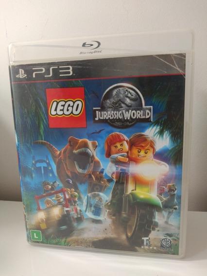 Jogo Lego Jurassic World Playstation 3