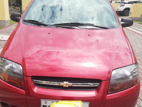 Chevrolet Aveo Family 2016. 87.000 Km. Unica Dueña.0 Choques