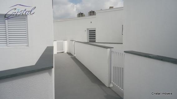 Casa Para Aluguel, 2 Dormitórios, Jardim Ester Yolanda - São Paulo - 21554